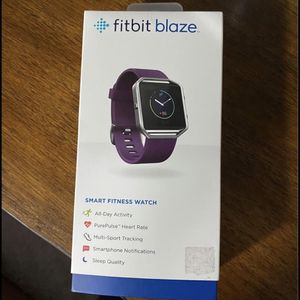 Fitbit Blaze Smart Fitness Watch New for Sale in Indianapolis, IN