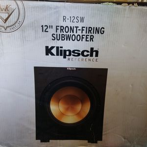 "Klipsch 12"" Subwoofer for Sale in Berkeley, CA"