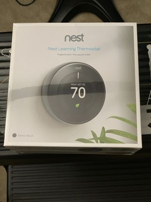 Brand New Nest Thermostat for Sale in Germantown, MD