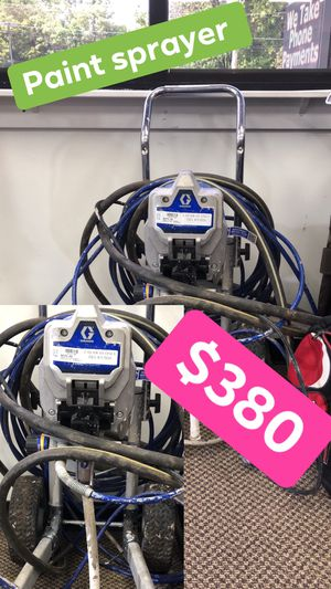 Paint sprayer for Sale in Greensboro, NC