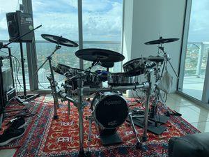 Roland TD-50KV Drum set for Sale in Miami, FL