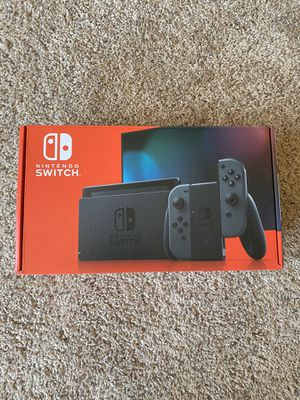 Brand new and Never used Nintendo Switch for Sale in Tamarac, FL