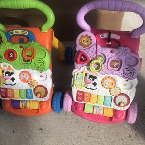 Two Baby Walker for Sale in Hollywood, FL