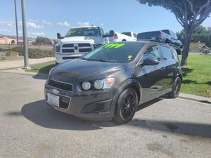 2014 Chevy sonic auto 56k miles for Sale in Gilroy, CA