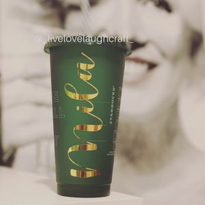 Personalized Starbucks Reusable Holiday Cups for Sale in Chino Hills, CA