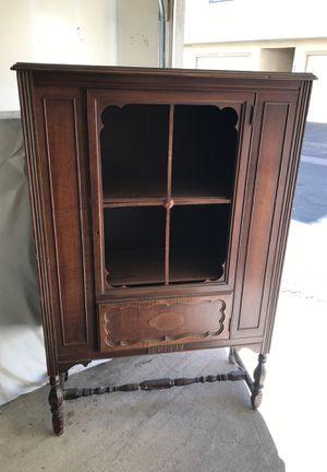Old antique cabinet. for Sale in Redlands, CA