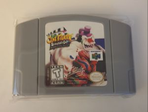 CLAY FIGHTER: Sculptors Cut Nintendo 64 for Sale in Dexter, NM