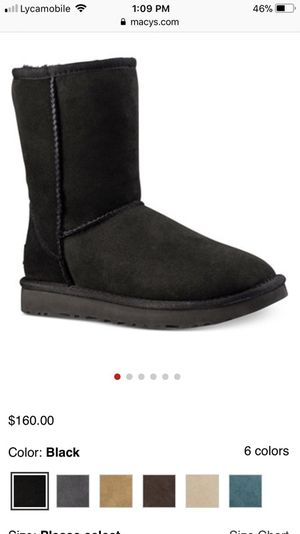 Size 5 fits women size 7 uggs brand new for Sale in Brooklyn, NY