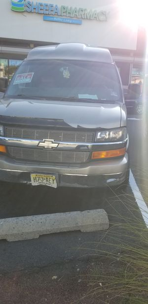 2004 Chevy express van. $5000 {contact info removed} for Sale in Newark, NJ