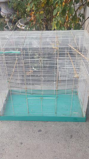 White bird cage for Sale in Corona, CA