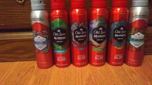 OLD SPICE INVISIBLE SPRAY DEODERANTS&OLD SPICE BODY SPRAYS for Sale in Arlington, TX