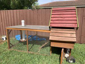 Chicken coop for Sale in Homestead, FL