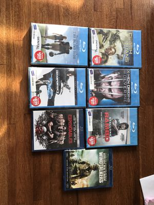 Blu-ray Movies $5 each for Sale in Naperville, IL
