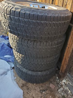 wheels and rims for dodge ram 5 holes for Sale in Denver, CO