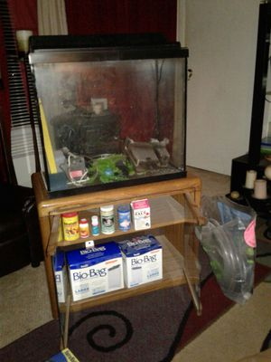 Complete fish tank for Sale in Seattle, WA