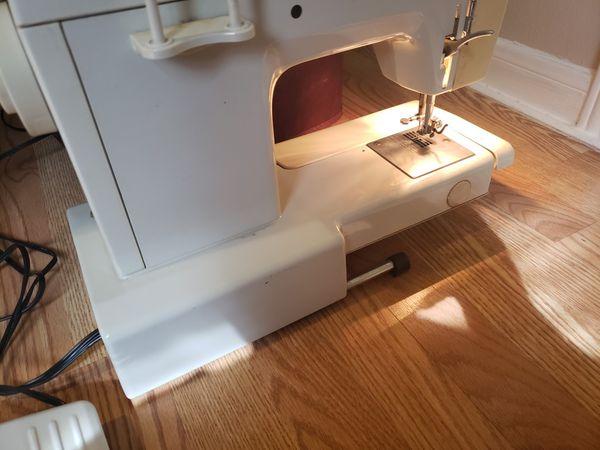 Neccho antique sewing machine