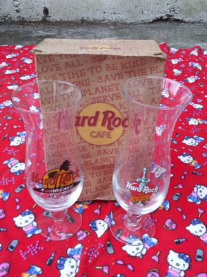 Hard Rock Cafe Glass Collectibles for Sale in Portland, OR