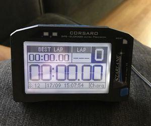 Star lane Corsaro pro GPS laptimer for Sale in Diamond Bar, CA