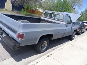 upgraded 76 Chevy Silverado strong4+4 for Sale in Colorado Springs, CO