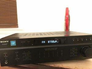 Sony stereo receiver $80 for Sale in Washington, DC