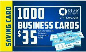 Business cards • tarjetas de presentación for Sale in Atlanta, GA