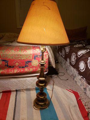 Vintage Brass Lamp for Sale in Sacramento, CA