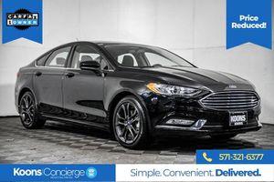 2018 Ford Fusion for Sale in Falls Church, VA