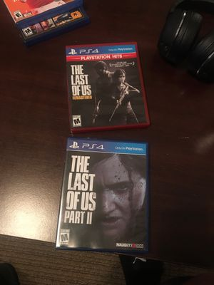 The Last of Us Combo for Sale in Lafayette, LA