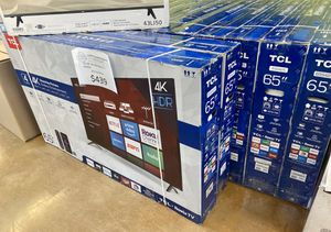 "TCL Roku 65"" TV for Sale in Glendora, CA"