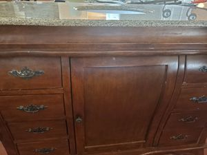 4ft Granite Vanity Sink for Sale in Orlando, FL
