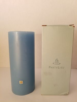 Partylite pillar Candle for Sale in Atwater, CA