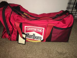 Marlboro duffle bag for Sale in Edmond, OK
