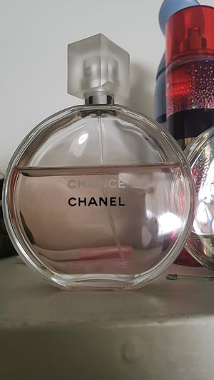Channel chance perfume 100% authentic for Sale in Colton, CA