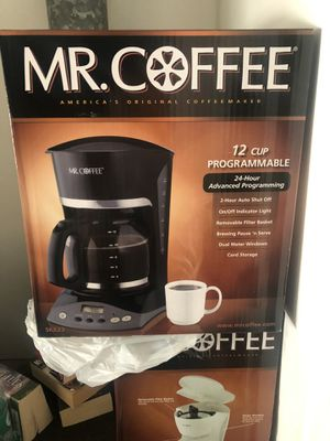 Mr. Coffee Coffeemaker for Sale in Baxley, GA