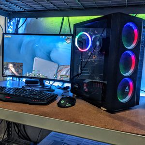 Custom gaming computer *NEW* for Sale in Romulus, MI