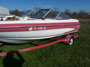 Parts boat and good trailer. for Sale in Rogers, TX