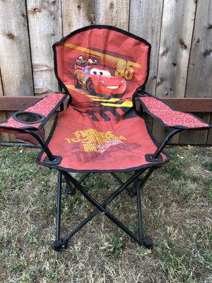 Kids lightning mcqueen beach chair for Sale in Carlsbad, CA
