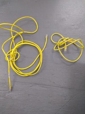 Internet cables 2 for Sale in San Bernardino, CA