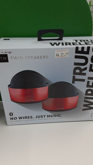 True wireless bluetooth speakers for Sale in Seaford, DE