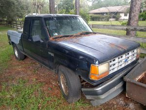 1992 Ford ranger 2.3 manual for Sale in Inverness, FL