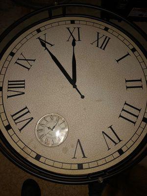 Clock Coffee Table for Sale in Marietta, GA