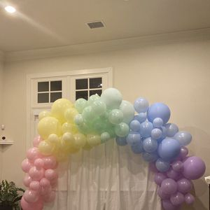 Rainbow Balloon Arch for Sale in Irving, TX