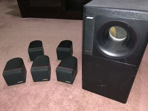 Bose acoustimass 6 for Sale in Los Angeles, CA