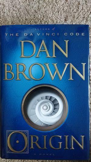 Origin - Dan Brown. New for Sale in Palo Alto, CA