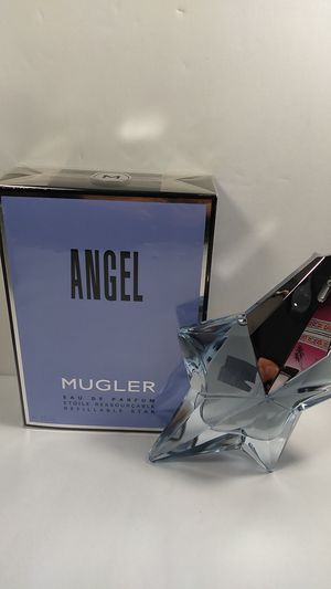 100% AUTHENTIC ANGEL BY THIERRY MUGLER PERFUME FOR WOMEN for Sale in HALNDLE BCH, FL