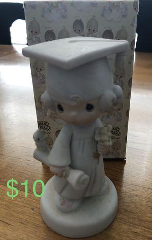 Precious Moments Graduation girl with original box for Sale in Huntersville, NC