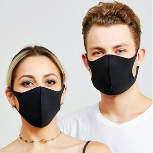 10 REUSABLE BREATHABLE BLACK FACE MASKS for Sale in New York, NY