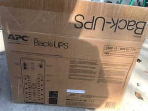 Back-ups apc for Sale in Houston, TX