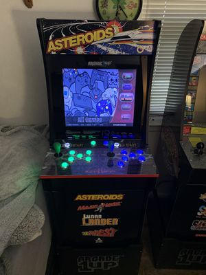 Arcade 1up 6,000 games! for Sale in Irving, TX