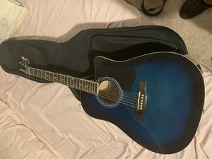 Ibanez guitar new with bag for Sale in Aspen Hill, MD